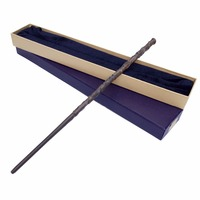 Newest High Quality Harry Potter Metal Core Hermione Granger Magical Wand With Gift Blue Box Packing