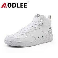 AODLEE Модные кроссовки для мужчин Повседневная обувь Размер 47 Пара Мужские кроссовки Кожаная обувь
