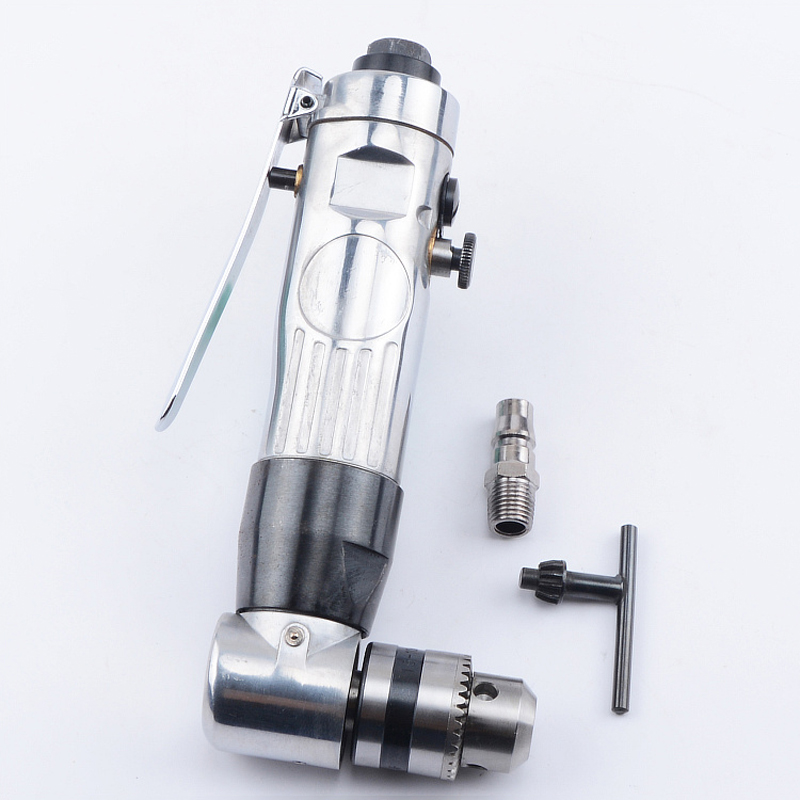 90 degree elbow pneumatic drill pneumatic industrial grade drilling rig can use positive and negative rotation