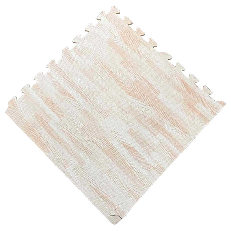 16 шт. имитация дерева коврик с мозаикой EVA поролоновые коврики-пазлы детские напольные головоломки игровой коврик для детей Детские NON-TOXIC ползающие коврики