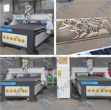 wood cnc router high quality/ router woodworking machine/ wood processing cnc machine