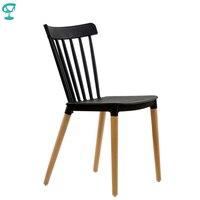 95223 Barneo N 226 Kunststoff Holz Küche Frühstück Innen Hocker Bar Stuhl Küche Möbel Schwarz kostenloser versand in Russland auf
