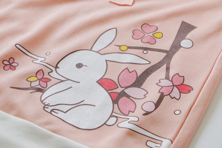 Японский Home розовый Girl 12