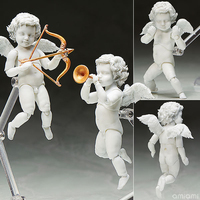 2017 die Tabelle Museum Engel Figma SP-076 Statue Amor Puppe PVC Action Figure Sammlung Modell Puppe Spielzeug