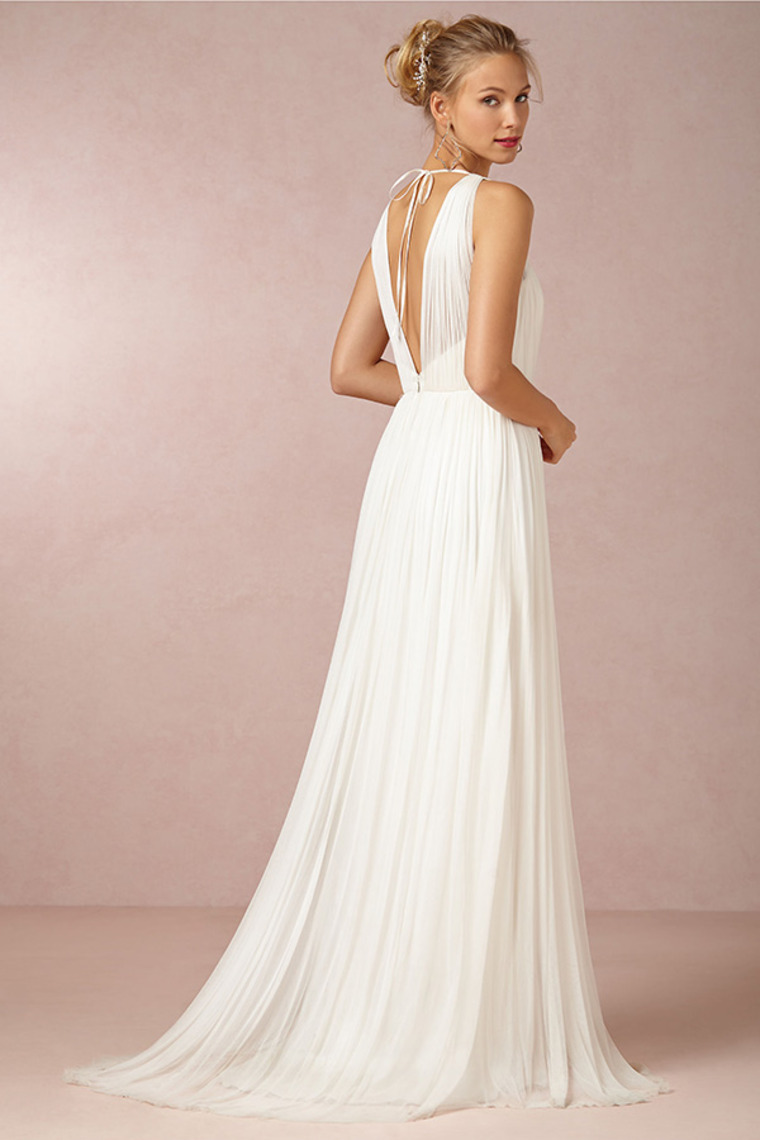grecian wedding gowns grecian style wedding dresses Grecian wedding dresses Mori Lee
