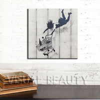 FREE SHIPPING Unique Image Canvas Painting Print on Canvas Wall Decoration Art Canvas(Unframed)70x70cm