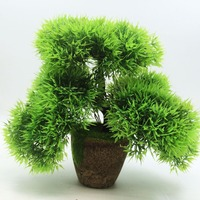 Artificial Pine Bonsai Bonsai Trees For Sale Floral Decor Fake Plants Simulation Flores Artificiais Desktop Display