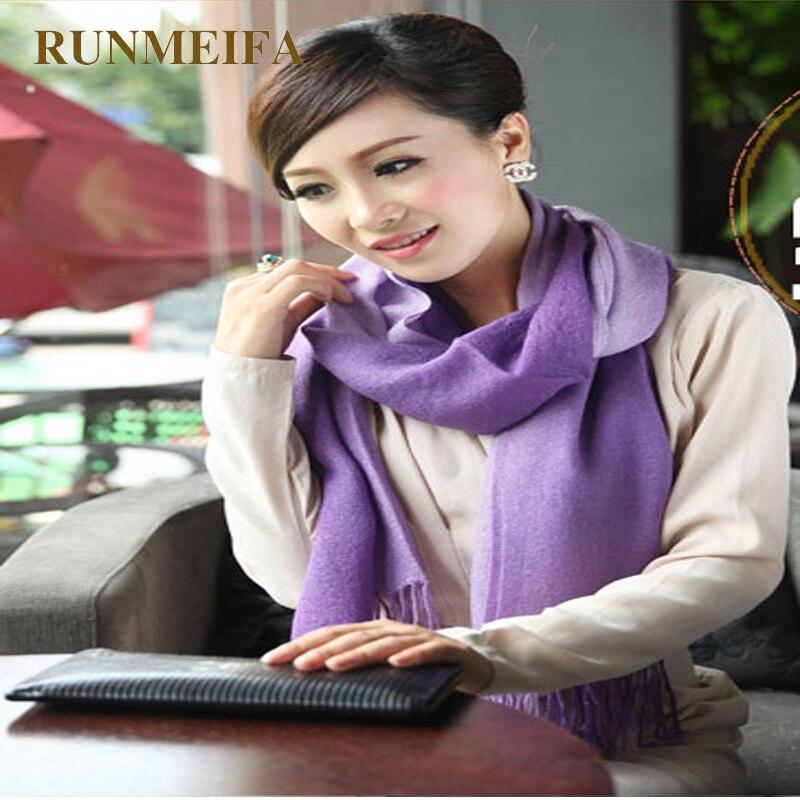 [RUNMEIFA] Venta al por mayor 2017New Fashion Winter Women Pashmina - Accesorios para la ropa - foto 5