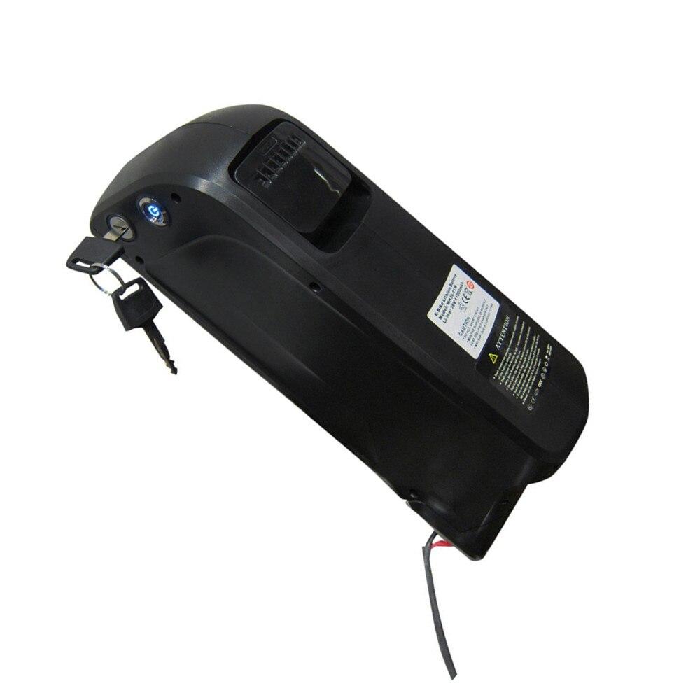 48 v Ebike Lithium ion batterie 12.8AH 13AH LG 18650 Dauphin Électrique Vélo Li-ion batterie Pour Vélo Électrique