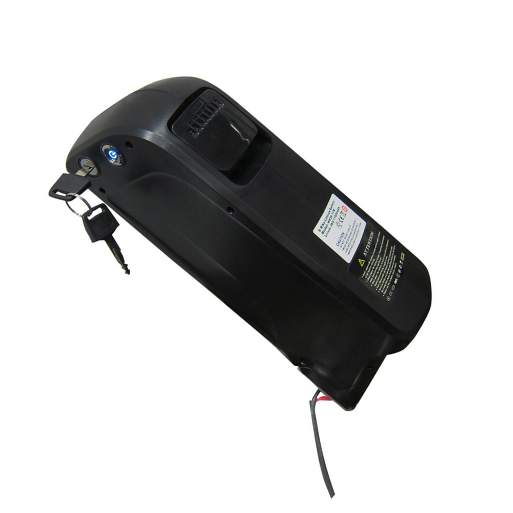 48v Ebike Lithium ion battery 12.8AH 13AH LG 18650 Dolphin Electric Bicycle Li ion battery Pack For Electric Bike|Electric Bicycle Battery| |  -