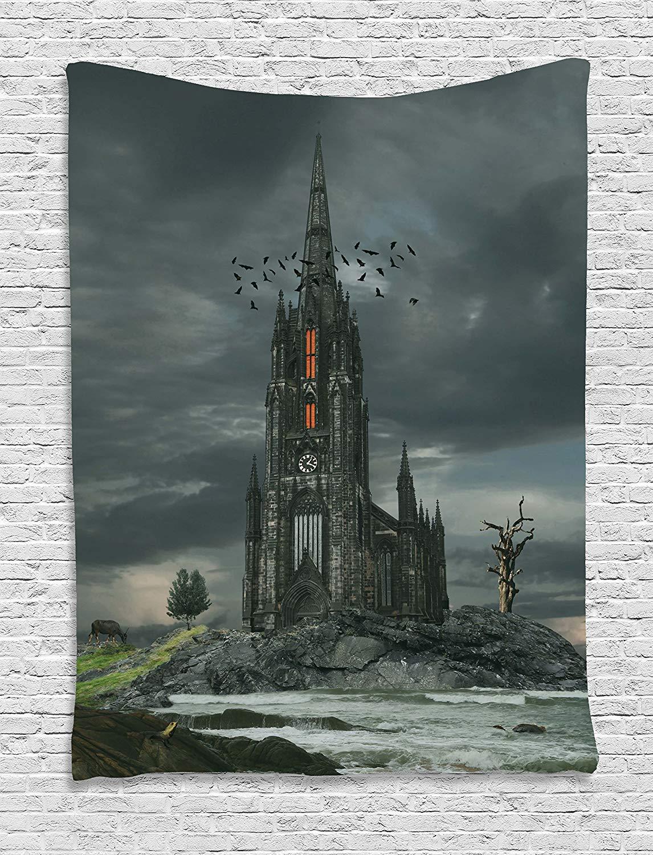 Decor Mystery Gothic Castle Edinburgh