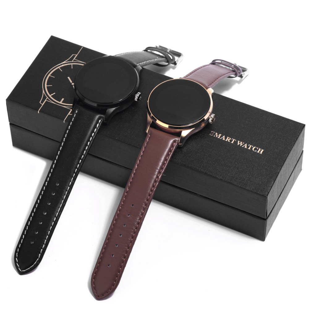 Reloj inteligente K88H Bluetooth MTK2502 control de voz reloj inteligente impermeable con podómetro de batería potente - 6