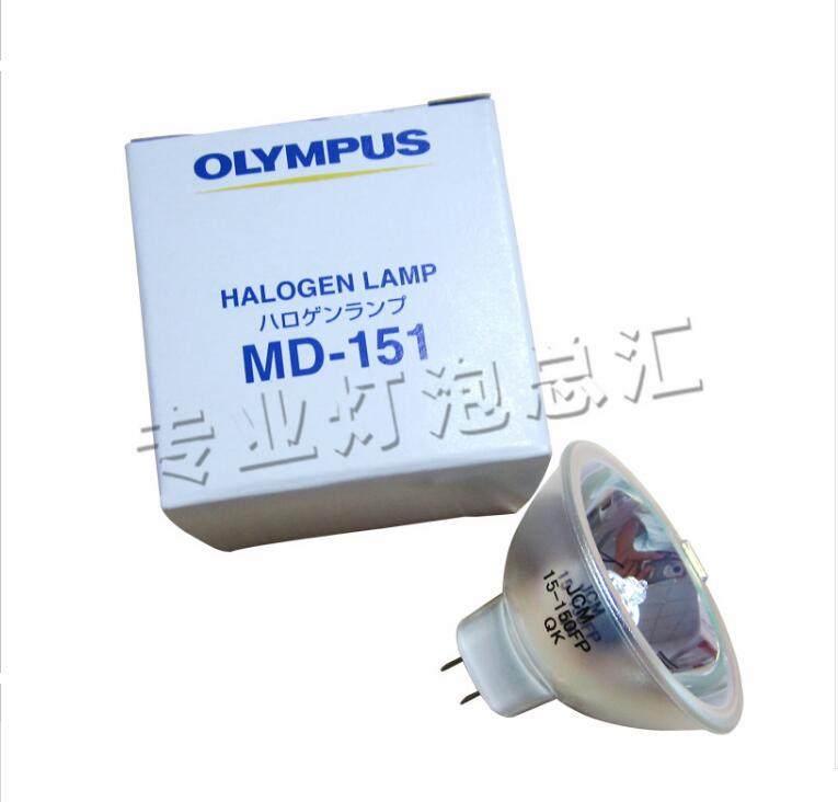 OLYMPUS MD-151 JCM15-150FP halogen bulb,CLH-SC CLH-2 CLK-3 CLK-4 CLE-10 CLE-F10 CLKS V70 CV150 source endoscope microscope