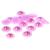 9-12mm 1000/2000 unids Mezcló Colores AB Resina ABS Medio Alrededor de las Perlas de Imitación Del Grano De Girasol Boda tarjetas Adornos Decoración