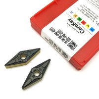 כלי קרביד כלי cnc קרביד VNMG160408 PM4225 אביזרים מכונת כרסום CNC מחרטה CNC, כלי מפנה חיצוני (1)