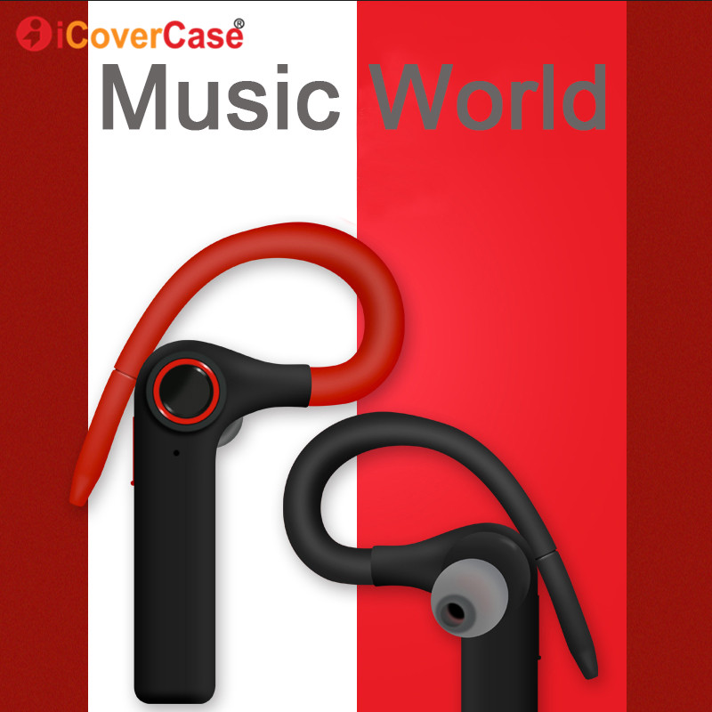Sport Wireless Bluetooth Earpiece For Huawei Honor Xiaomi Redmi Sony LG Apple Iphone Meizu Earphone Microphone Earbuds Car Phone