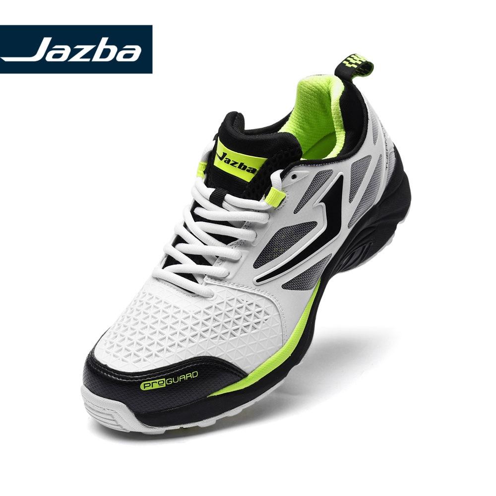 Jazba SKYDRIVE 117 Männer der Cricket Multi Spike Professionelle Licht Sport Turnschuhe Metall Klampe Außen Schutz Training Schuhe