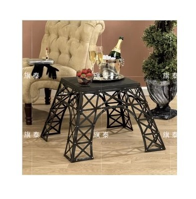 Wrought iron coffee table coffee table style american for Wrought iron living room furniture