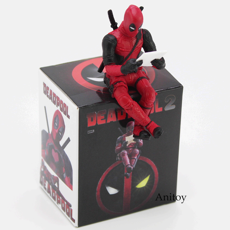 Deadpool 2 Mini PVC font b Action b font font b Figure b font Collectible Model