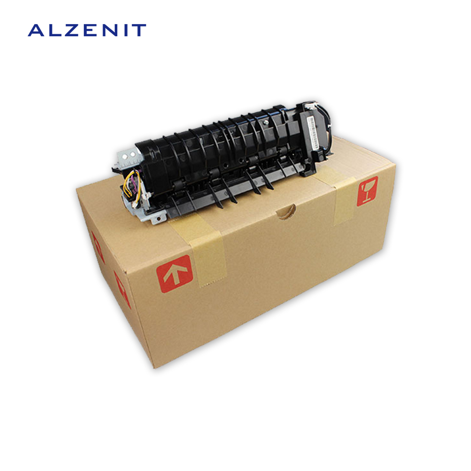 ALZENIT For HP P3004 P3005 3005 3004 Original Used Fuser Unit Assembly RM1-3740 RM1-3741 220V Printer Parts On Sale alzenit for hp 1150 1300 used laser head printer parts on sale