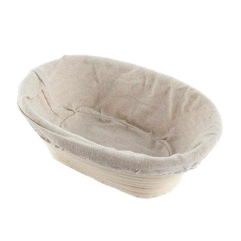 Fabrik Preis! Ovaler Teig Banneton Brotform Dougn Rattan Brot - Küche, Essen und Bar - Foto 1