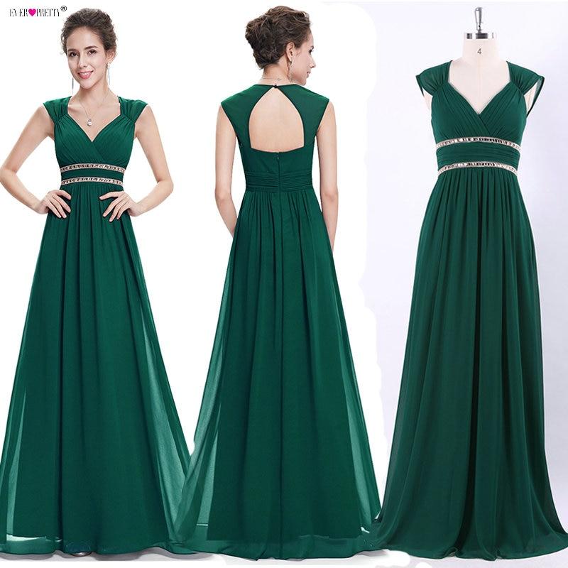 4726185d13d Weiyin длинное вечернее платье 2019 с круглым вырезом Короткие рукава  Русалка женское вечернее платье Длинные вечерние