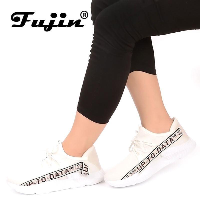 Fujin Fashion Sneakers Women Casual Shoes air Mesh Female Flats Canvas Shoes Lady Feminino Zapatos Mujer Walking Driving Shoes summer sneakers fashion shoes woman flats casual mesh flat shoes designer female loafers shoes for women zapatillas mujer