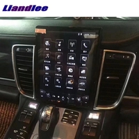 For Porsche Panamera Turbo 2010~2016 MACAN NAVI 2G RAM Liandlee Car Multimedia GPS WIFI Audio CarPlay Radio Navigation MAP