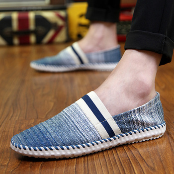NORTHMARCH Canvas Shoes Men New Fashion Breathable Flat Shoes Men Espadrilles Men Loafer Shoes Footwear Zapatillas Hombre Lona northmarch luxury fashion leather sneakers for men elastic band shoes men breathable casual shoes men footwear zapatos hombre