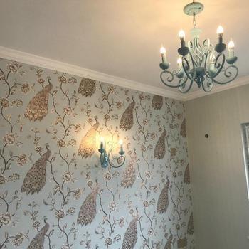 Küche 1 Stücke Retro Kristall Wand Lichter Led Wand Leuchten Nacht Wand Lampe Eisen Kerze Wand Leuchte Schlafzimmer Wohnzimmer Villa