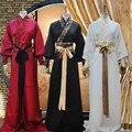 Взрослый Мужчина Рыцарь Костюм Китайской Династии Тан Одежда Мальчик Hanfu Костюм Этап Косплей Одежда Народный Танец Ученый Носить 89