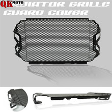 купить Motorcycle Aluminum Radiator Guard Grille Cover Protective For Yamaha fz-09 mt-09 FZ09 MT09 MT-09 FZ-09 2013-2016 2014 2015 по цене 3176.49 рублей