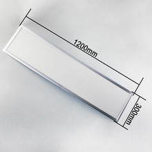 Wholesale 2pcs/lot  36W 40W 48W Ultra-thin Thickness 300×1200 Dimmable Panel Led Light Kitchen LED Lighting 30*120cm Led Panel