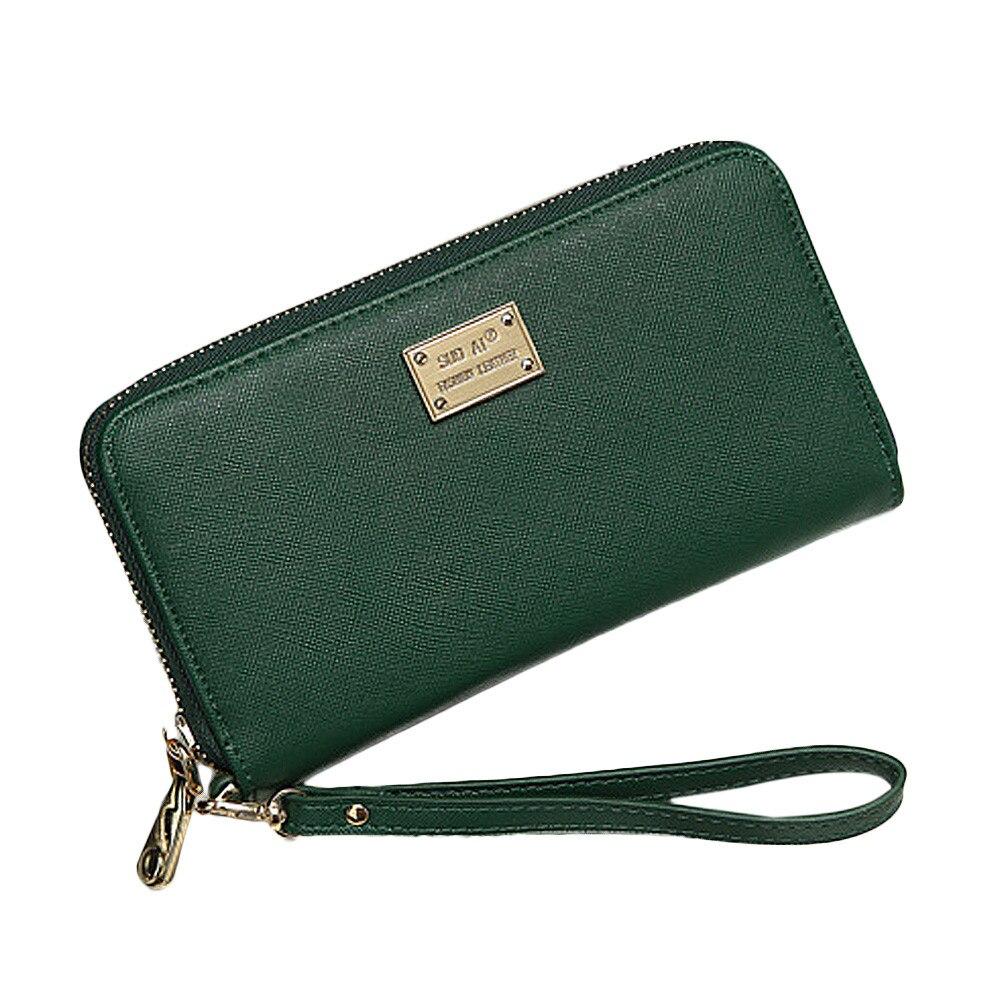 2018 NEWNew Fashion Women Wallet Leather Wallet Long Ladies Clutch Coin Purse Casual Handbag Carteira Feminina 929#30