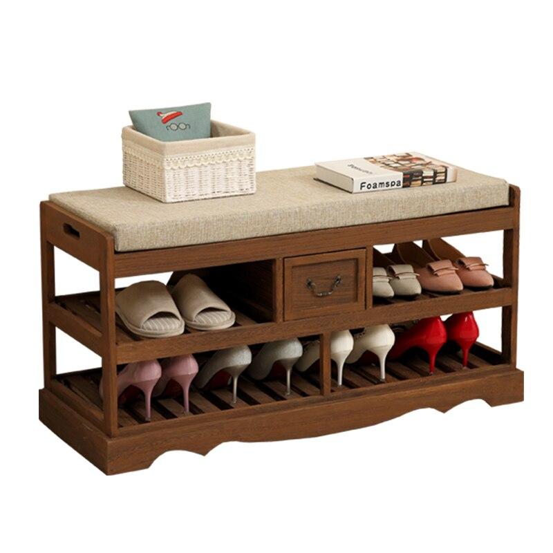 Hogar Organizador Zapato De Maison Meuble Rangement Zapatero Minimalist Shabby Chic Home Furniture Organizer Mueble Shoe Cabinet