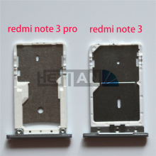 Original for Xiaomi Redmi Note 3 Pro Prime Nano SIM Card Tray Micro SD Card Holder Slot Adapter Replacement Repair Parts(China)