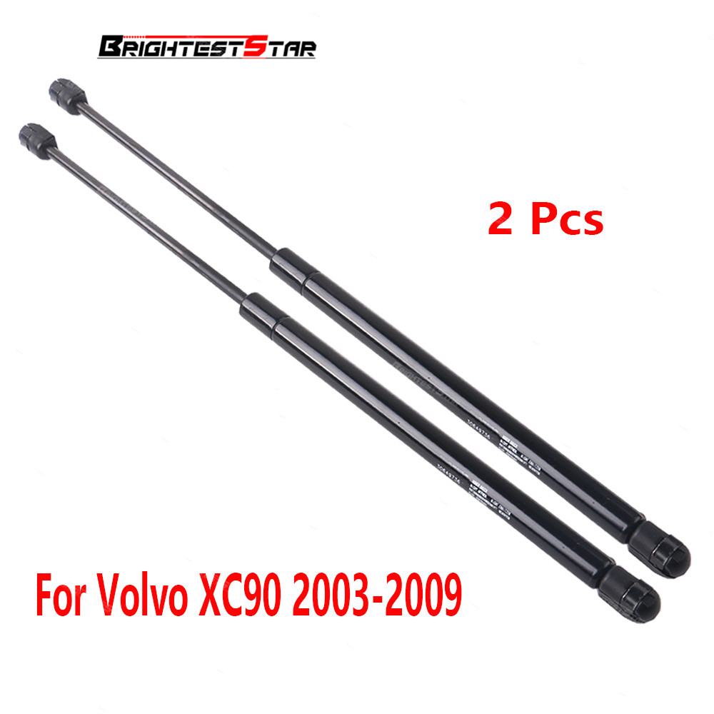 Pair Left Right Front Bonnet Hood Gas Lift Supports Shock Strut 510MM 320N For Volvo XC90 2003 2005 2006 2007 2008 2009 30649736Pair Left Right Front Bonnet Hood Gas Lift Supports Shock Strut 510MM 320N For Volvo XC90 2003 2005 2006 2007 2008 2009 30649736