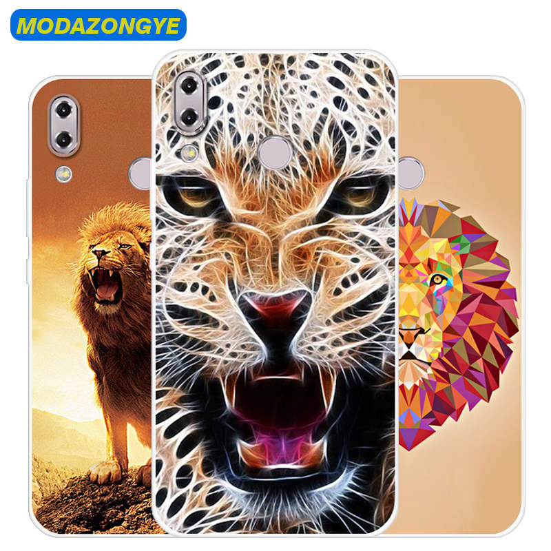 ASUS Zenfone 5 ZE620KL Case Cartoon TPU Back Phone Cases ASUS Zenfone 5Z 2018 ZS620KL ZE620KL ZS621KL X00QD Cover Case Silicon