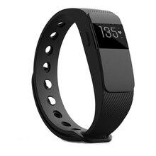 НА СКЛАДЕ DTNO.1 ID111 Умный Браслет Bluetooth 4.0 Heart Rate Monitor Sleep Smartband Фитнес-Трекер Вызова Напоминание