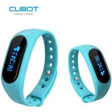 Смартфон Cubot умный Браслет V1 для Android IOS шагомер вызова/SMS/Сидячий напоминание Bluetooth Спорт фитнес трекер здоровье браслет