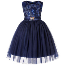 New elsa girl short-sleeved tutu dress kids party princess Anna Dress Snow Queen Cosplay costume kids girls halloween christmas party dresses snow white anna elsa minnie princess tutu dress children dance cosplay cute costume