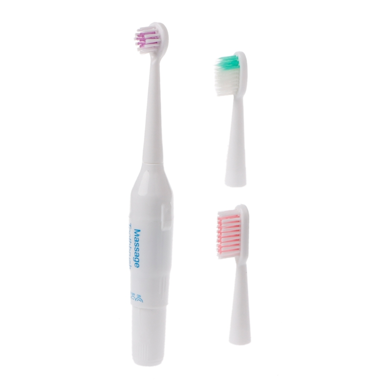 Kids Professional Oral Care Clean Electric Teeth Brush Power Baby Toothbrush image