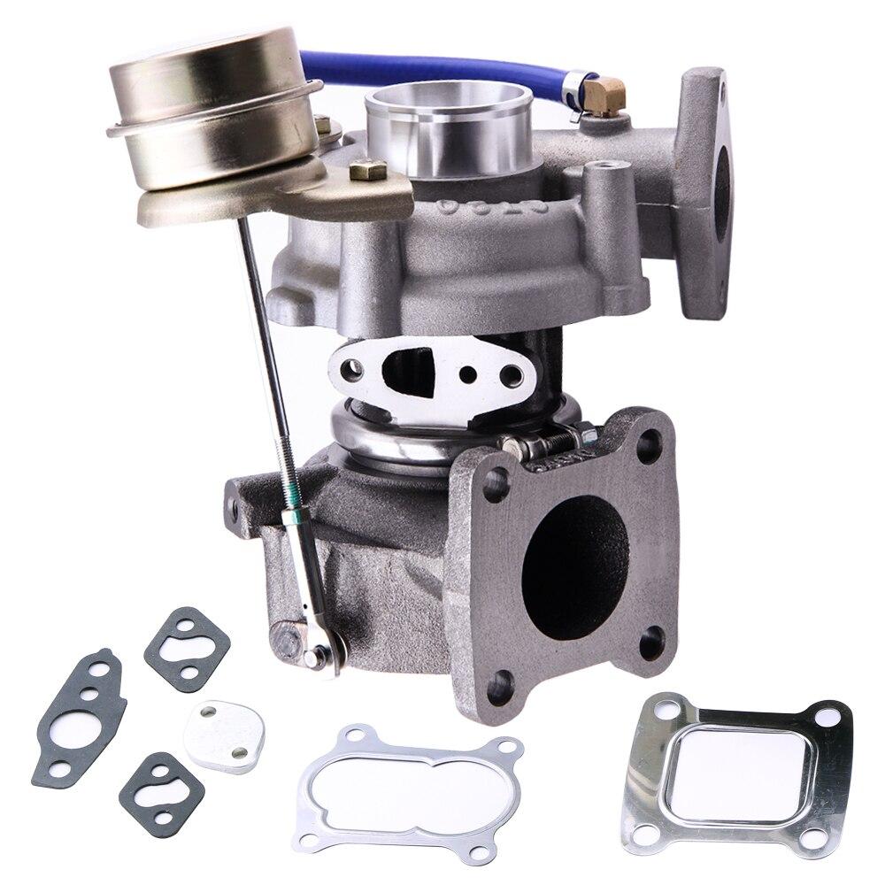CT20 Turbocompresseur pour Toyota Landcruiser 4runner 2.4L 2L-T Turbo 17201-54030 pour Hiace Hilux 2.4l Turbine Turbolader Équilibré