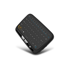H18 Mini Wireless Keyboard 2.4Ghz Touchpad Mouse for Windows Android/Google/Smart TV Linux Windows Mac
