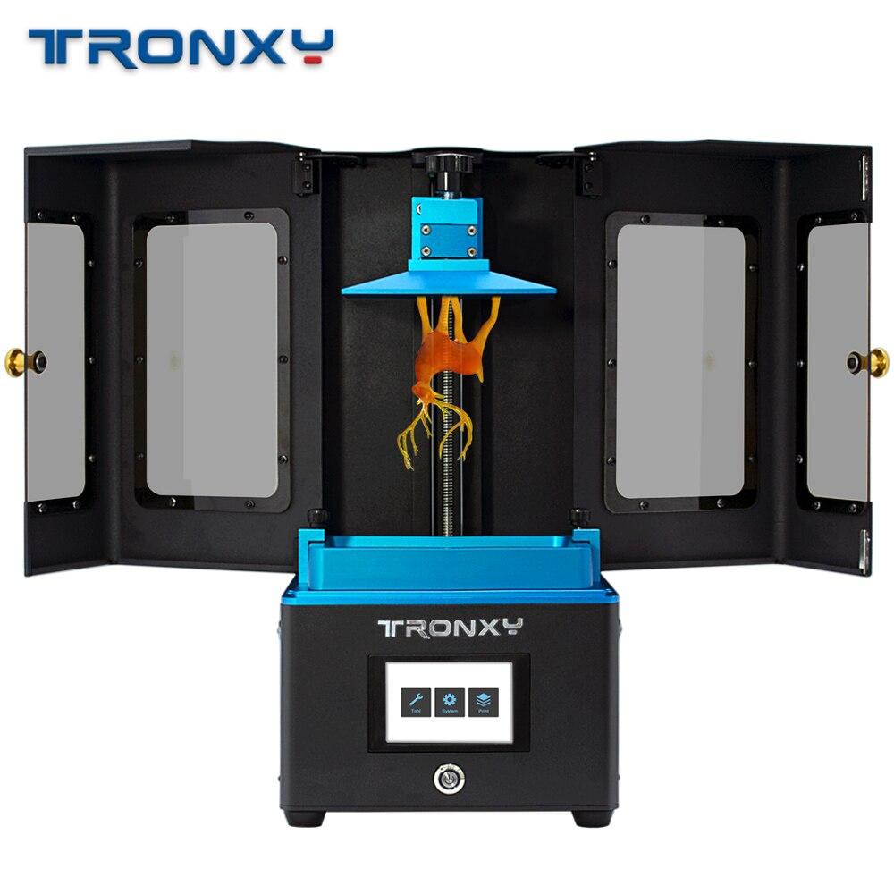 Ultrabot 3D imprimante Kit assemblé 2K écran UV-LED ultime tranche vitesse grande taille bureau SLA 3d imprimante résine 3D Drucker