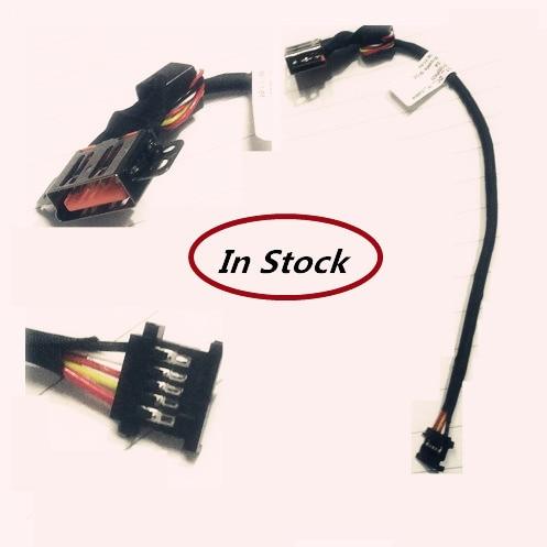 New Laptop DC Jack Power Charging Cable For Lenovo 700S-14ISK YOGA 700-14ISK YOGA700-14ISK brand new dc power jack for asus g71 g71g g71gx g73 g73j g73jh g73jw g73sw x83 x83v x83vm m50vn m50s m50v m51v 2 5mm