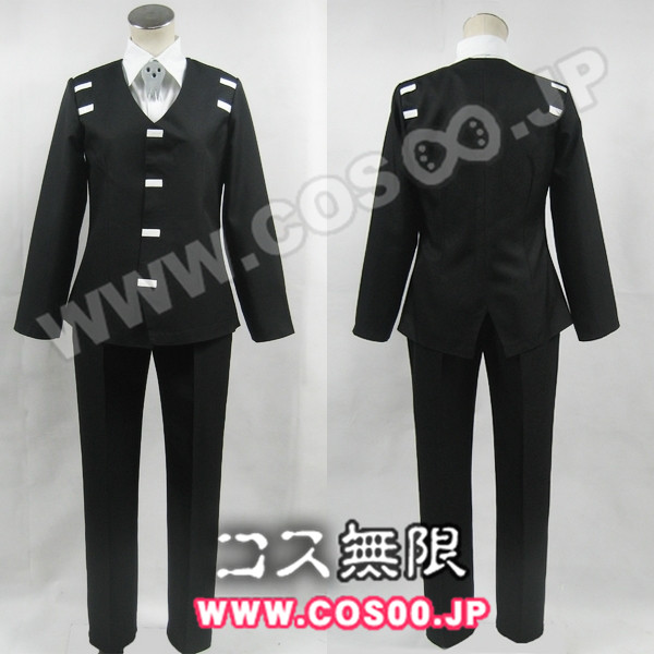 Soul Eater Death the Kid Cosplay Costume on AliExpress