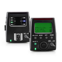 Meike GT600C E TTL 2 4GHZ Wireless TTL Flash Trigger 1 8000s For Canon 60d 70d