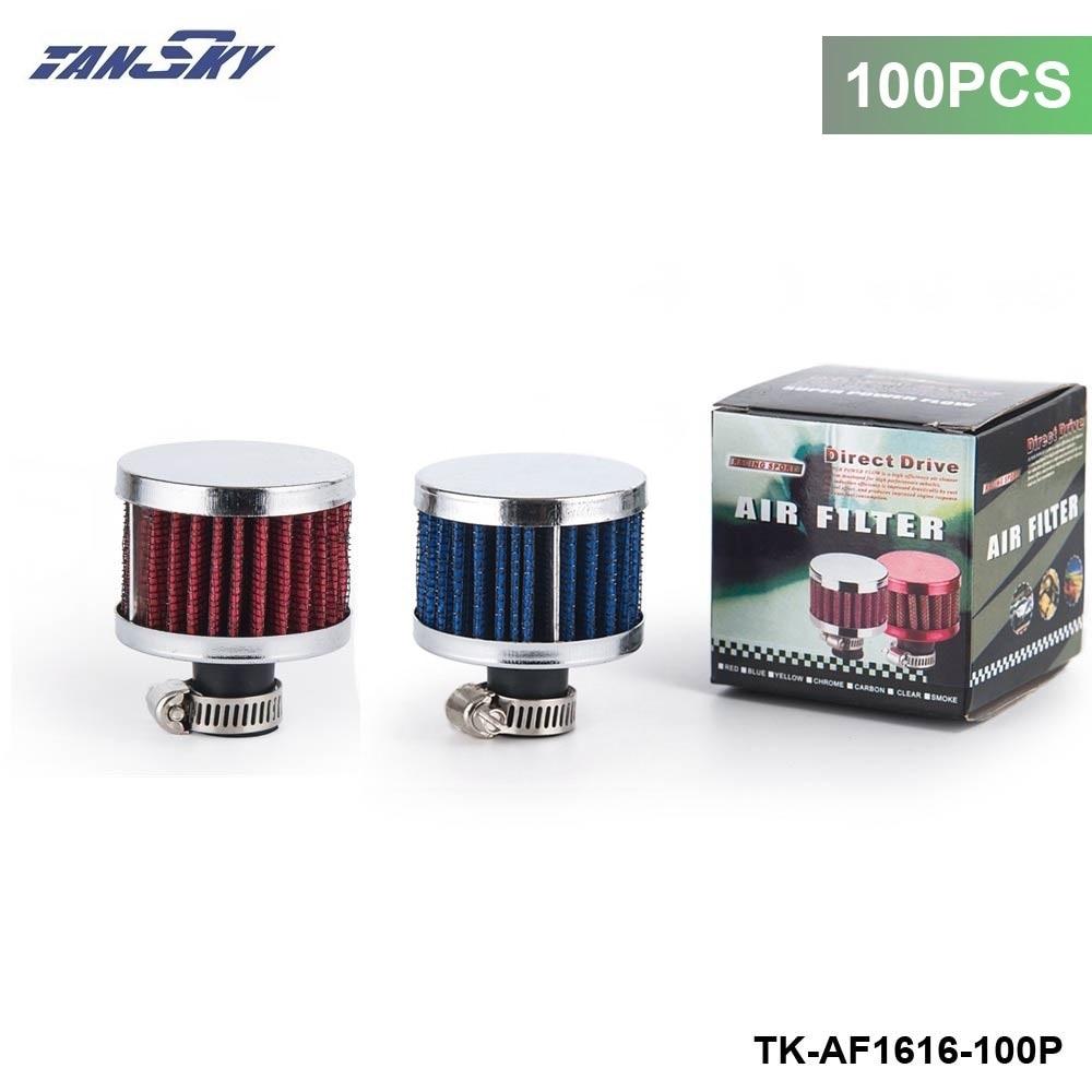 100 Pcs Hi Kinerja Fitment Air Filter Intake Kecil 515140 Leher Mata Kucing Cat Eye Mt03 For Mt25 About11mm Untuk Ford Focus Zx3 Tk Af1616 100p