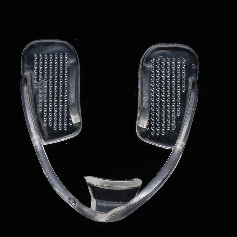 New Dental Mouth Guard Prevent Night Teeth Tooth Grinding Bruxism Splint Sleep Aid Teeth Whitening Tools Oral Hygiene